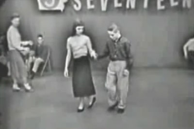 We First Saw 'The Stroll' On 'American Bandstand' In 1957. Who Remembers This?