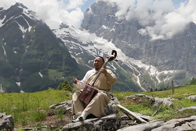 Mongolian Throat Singing In The Nature Is Something We Would Listen To All Day