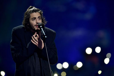 WATCH: Salvador Sobral From Portugal Is The Winner Of Eurovision 2017!