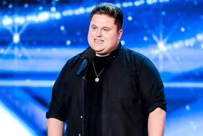 Singer Jamie Lee Harrison Impresses Britain's Got Talent Judges After Day Of Dull Acts
