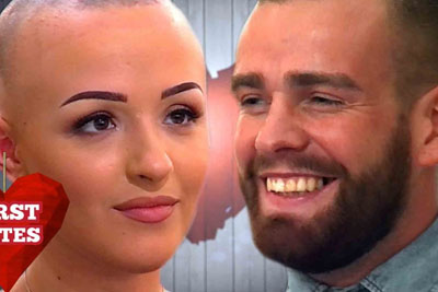 Girl Removes Her Wig During First Date And The Guy's Reaction Will Make Your Heart Melt