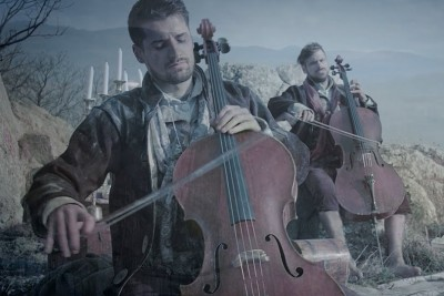 2CELLOS Nail 'The Lord Of The Rings' Theme Song On Their Violin