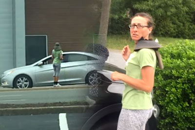 WATCH: Virginia Woman Exposed On Camera For Pretending To Be Homeless