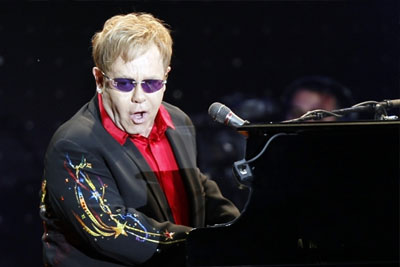 Elton John Releases A Music Video For 'Tiny Dancer' 45 Years After The Song's Release