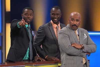 The Obus Family Steals The Whole Show On Family Feud