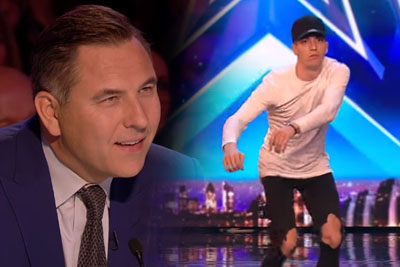 Dancer Steals The Whole Show On Britain's Got Talent With His Performance