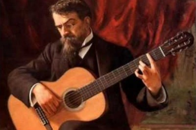 "The ""Nokia Tune"" Comes From This 112 Year Old Guitar Composition By The Spanish Guitar Master"