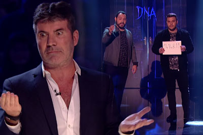 DNA Mind Readers Shock Judges On Britain's Got Talent Once More With Semi-Final Act