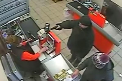 It's Hard To Be A Robber In Russia, This Security Footage Shows Why