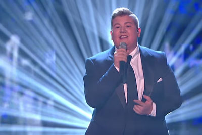 Britain's Got Talent Golden Buzzer Singer Kyle Tomlinson Impresses Once Again Singing Adele's Hit