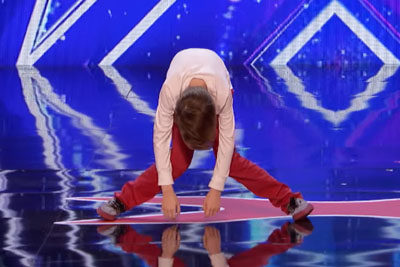 12-Year-Old Steals The Show By Telling Emotional Story Through Dance On America's Got Talent