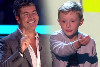 Little Kid Goes Into The Grand Final On BGT With His Judge Insulting Act