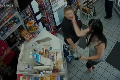 Woman Slaps Female Manager, Then She Gets A Dose Of Instant Justice Back