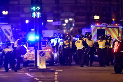 WATCH: Another Terrorist Attack Shocks London, At Least 7 Are Dead