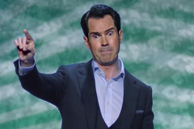 Comedian Jimmy Carr Gives Best Response To A Heckler