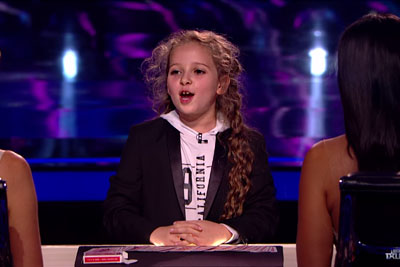 The Most Adorable Magician On BGT Issy Simpson Steals The Show In The Grand Final