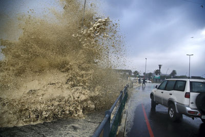 This Is The Shocking Result Of The Storm That Hit Cape Town
