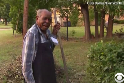 Old Man Called Police Due To Broken Air Conditioner, What Police Officers Did Is Admirable