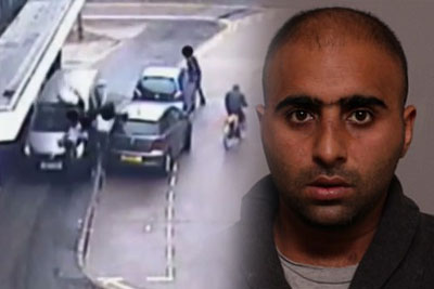 Muslim Van Driver Hits Five People On The Pavement, Says He Saw Red
