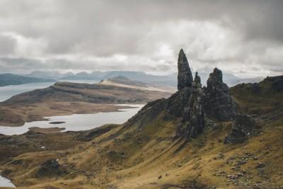 Beautiful Scotland In 4K Timelapse Looks Like A Fairytale