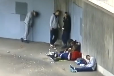 VIDEO: New 'Power' Drug Outbreak Happening In Great Britain, This Is What Is Does To Consumers