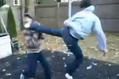 Taekwondo VS Street Fighter