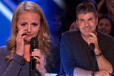 She Breaks Down In Tears On AGT, Then Stuns Everyone With A Song For Dad Battling Cancer