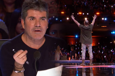 Magician Leaves Judges Speechless With Amazing Tech Magic Performance