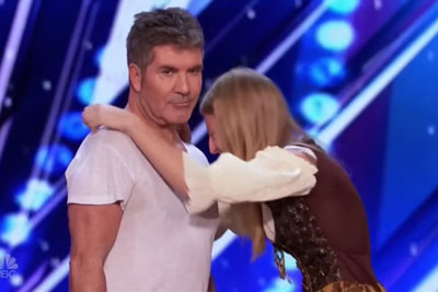 Simon Cowell Shows Amazing Heart And Steps In To Do Something He Never Did Before