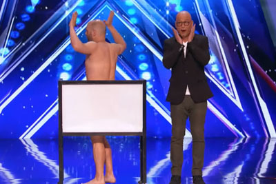 Comedy Magician Vinny Grosso Leaves Howie Mandel In Shock During His Act