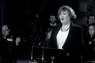 """Susan Boyle's Haunting Rendition Of """"Unchained Melody"""" Is Leaving Everyone In Chills"""