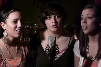 """Watch The Most Angelic Rendition Of """"Hallelujah"""" Ever Recorded"""