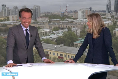 Hilarious Moment That Made RTL Reporters Laughing In Tears