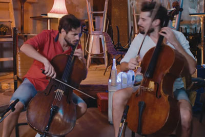 2CELLOS Play 'Despacito' Cover On Their Cellos, You Will Fall In Love With Their Version