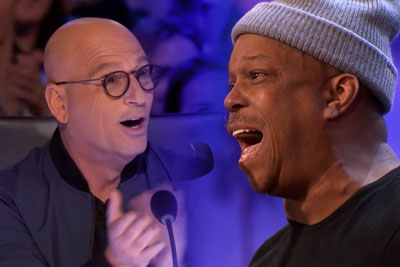 """Subway Singer Stuns Crowd With """"Unchained Melody"""" On America's Got Talent"""