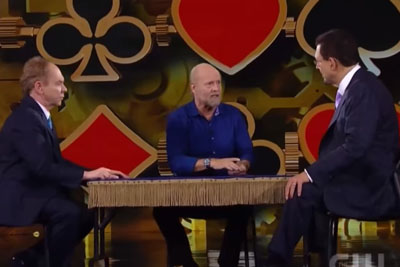 Blind Magician Leaves Penn And Teller Speechless With His Amazing Magic