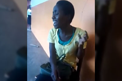 """African School Girl Sings Beyonce's """"Halo"""", Steals Whole Attention"""