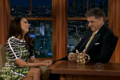 Television Host Craig Ferguson Really Knows How To Flirt With Women