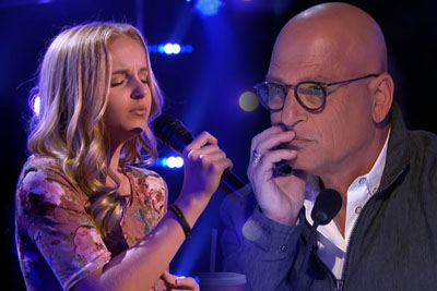 """Teen Evie Clair Covers """"I Try"""" In Tear-Jerking Performance On America's Got Talent"""