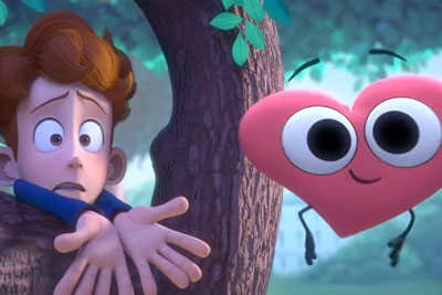 This Very Cute Animated Short Features A Heart That Does What It Wants