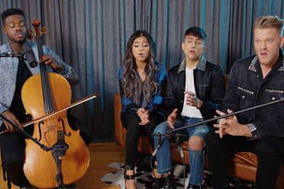 Pentatonix's New 'Dancing On My Own' Cover Is The Best Thing You Will Hear Today