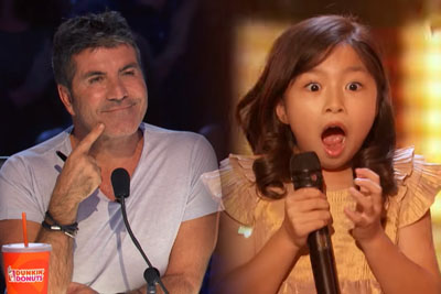 Adorable 9-Year-Old Earns Golden Buzzer From Laverne Cox On America's Got Talent