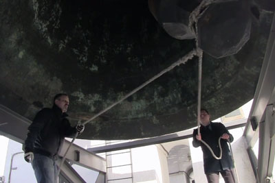 This Is How Largest Historic Bell In Russia Sounds Like