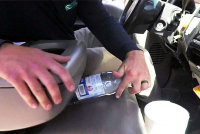 After A Near Disaster, Power Company Tech Warns To Never Leave Plastic Water Bottles In A Hot Car