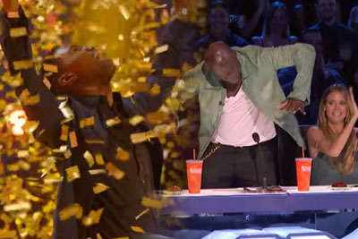 Singer Johnny Manuel Earns Seal's Golden Buzzer With Stunning Cover On America's Got Talent