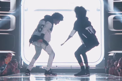 Twin Dancers Impress Everyone With Their Outstanding Dance Performance