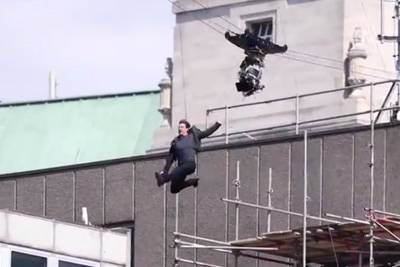 Tom Cruise Injured As Mission Impossible 6 Stunt Goes Wrong