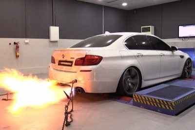 VIDEO: This Is How Tunned BMW M5 With 785 HP Sounds Like