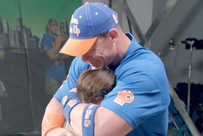 Fans Surprise John Cena In Best Way Possible, He Couldn't Hold His Tears