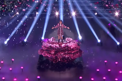 Little 9-Year-Old Girl Sings Whitney Houston's Classic, Wins Hearts Of Many On AGT